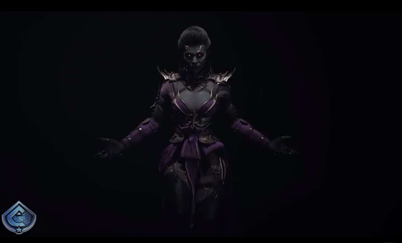 Ed Boon Leaks A Picture Of DLC Character Sindel For Mortal Kombat 11