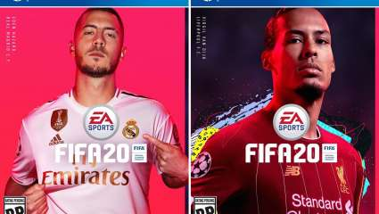 FIFA 20 Cover Stars: It's Official, Real Madrid's Eden Hazard And Liverpool's Virgil van Djik