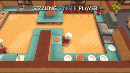 Overcooked 2 Just Got A New Update That Introduces New Chefs And Kitchens
