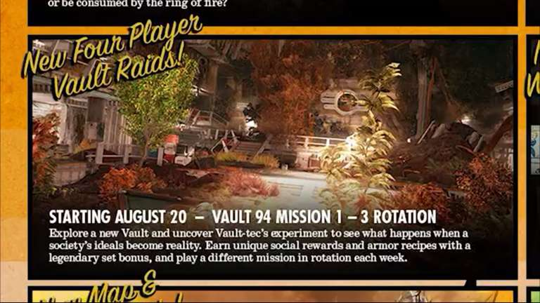 Fallout 76 Is Getting A Lot Of Important Updates, Including A New Map For Its Battle Royale Mode