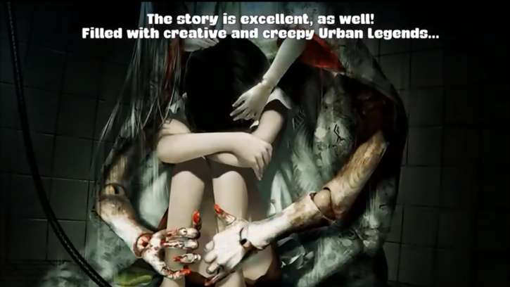 PC Users Will Be Able To Pick Up The Horror Game NG Sometime In October
