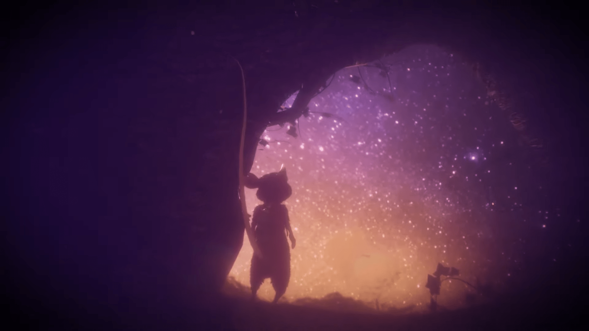 Explore A Giant World And Rescue Your Captured Love In A Rat's Quest The Way Back Home