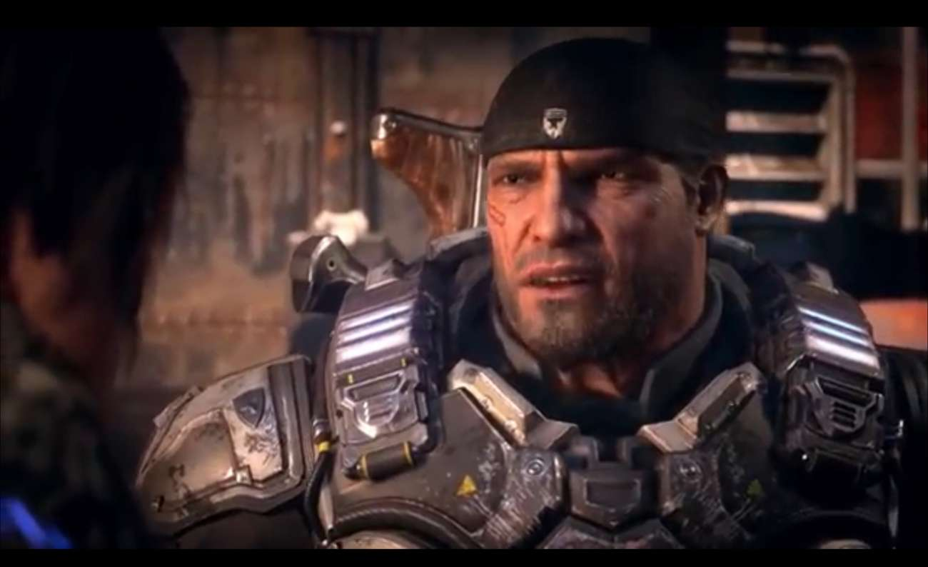 Gears 5 shows off Training Ground map & stubs out smoking
