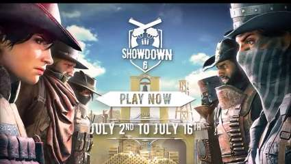 The New Event Showdown For Rainbow Six Siege Is Officially Live; Shows Off 3v3 Western Combat