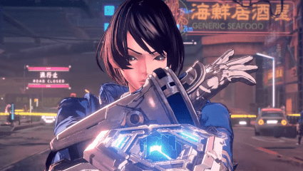 Check Out The Lengthy New English Trailer For The Upcoming Switch Exclusive, Astral Chain
