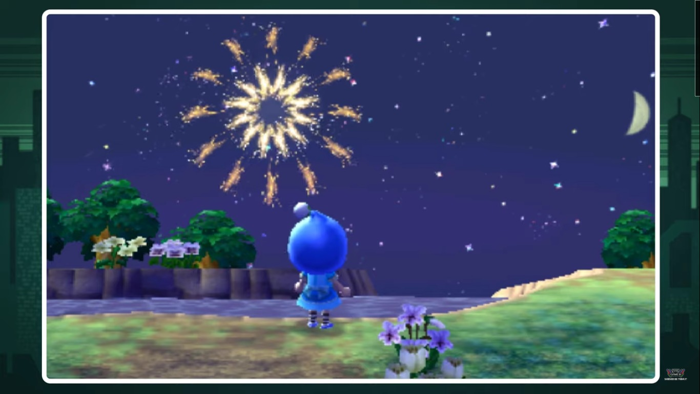 Multiple Animal Crossing Games Gear Up For An In-Game Fireworks Festival To Take Place Throughout The Entire Month Of August