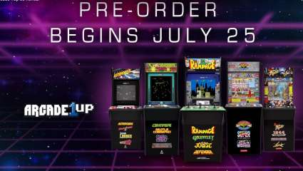 Walmart Is Competing With Amazon Prime Day By Slashing Prices On Their Arcade1Up Machines