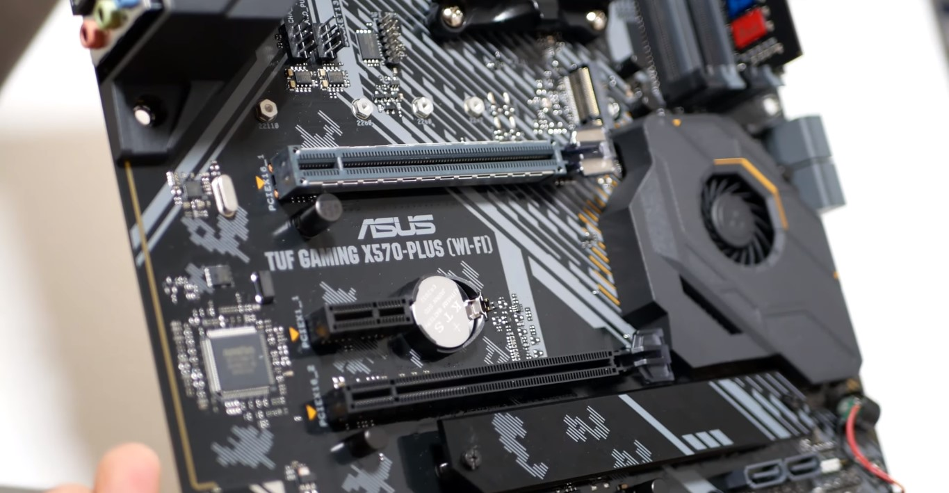 The Affordable With High-End Functionality, ASUS TUF Gaming X570-Plus (Wi-Fi) Motherboard
