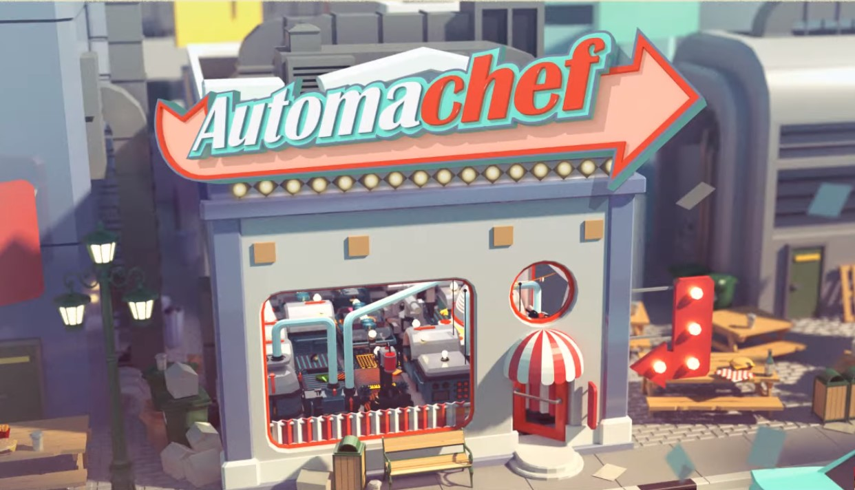 Fun Automated Meal Churning Puzzler With Conveyor Belts And Hotdogs, Automachef, Out Now!