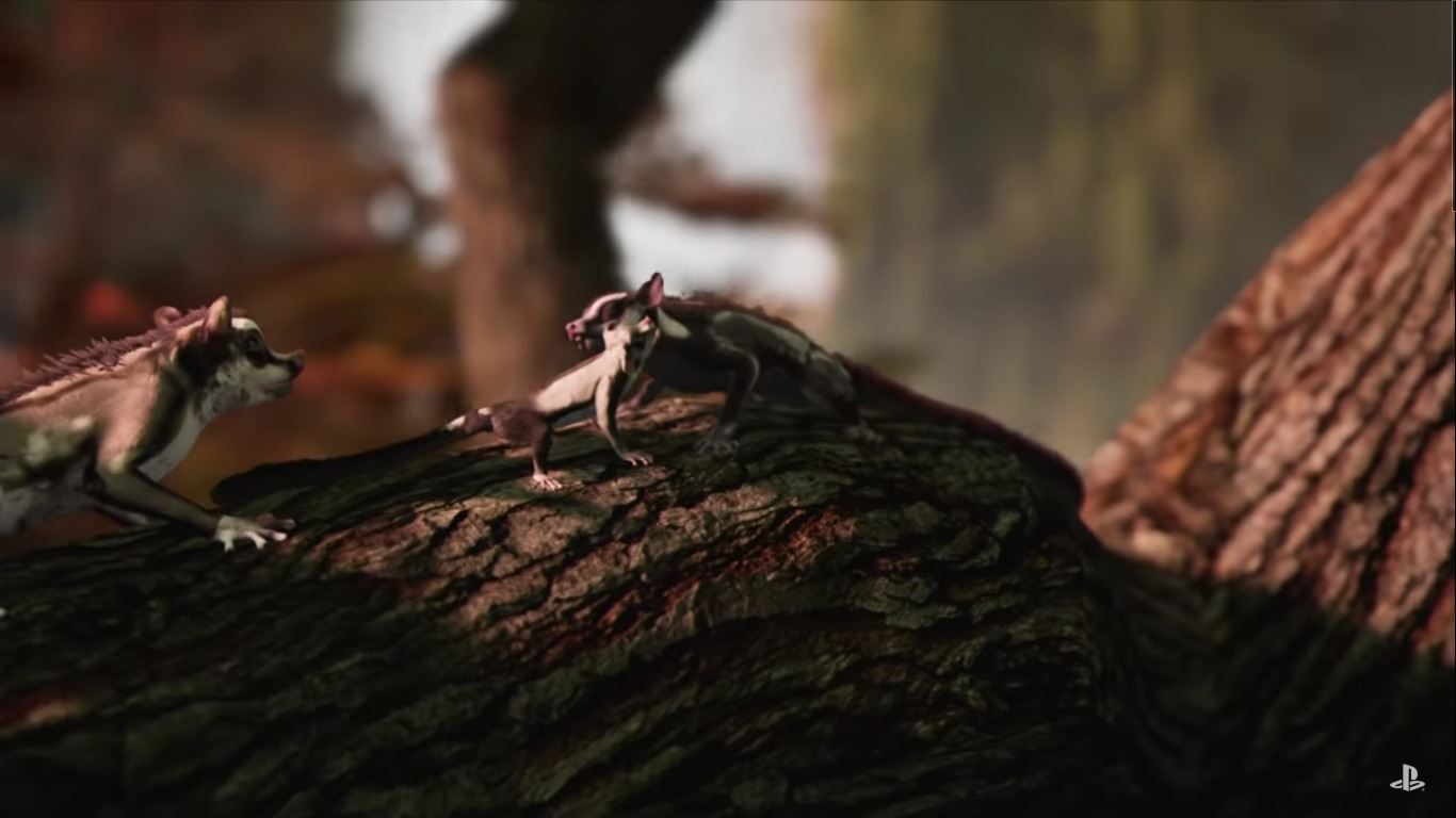 Embark On A Journey To Find Safer Lands And Be One With The Sugar Glider In Away: The Survival Series