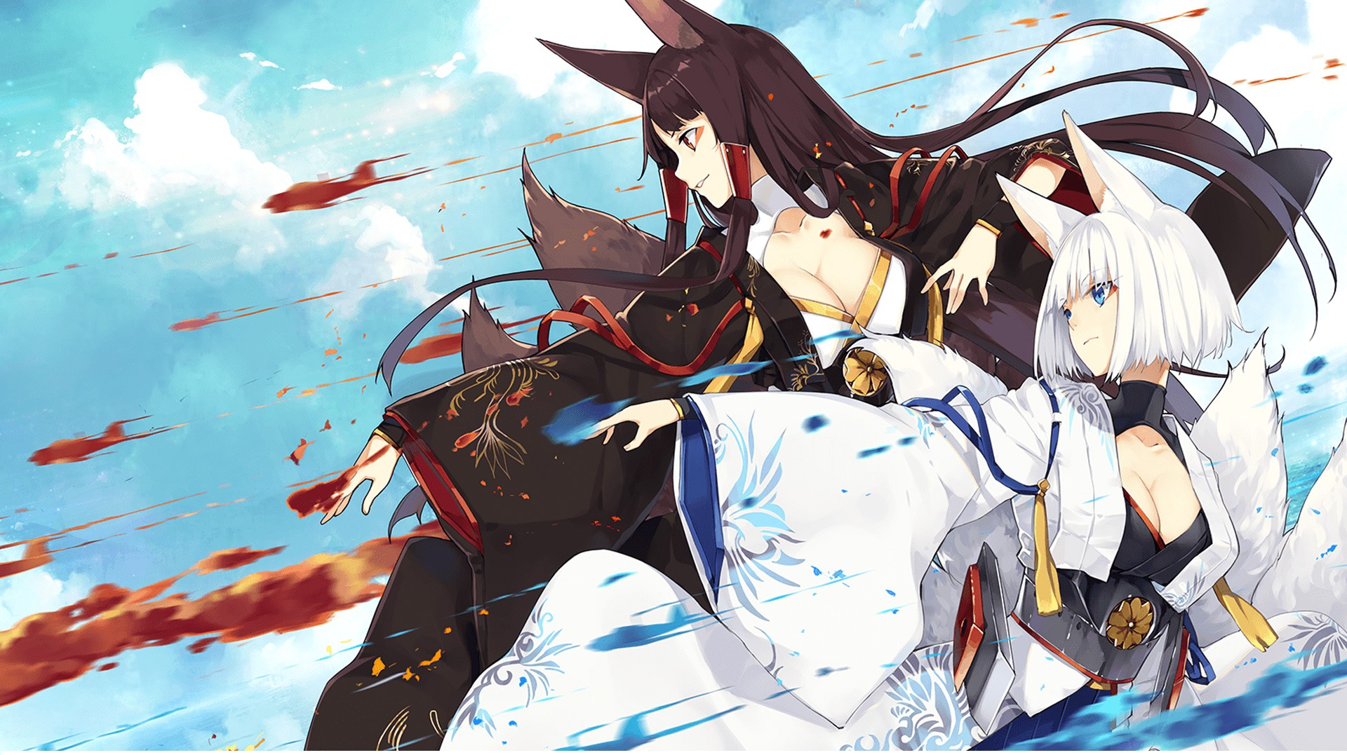 Mobile Game Azur Lane Is Getting New Content In Next Update, Royal Bikini Skin And A Submarine Event