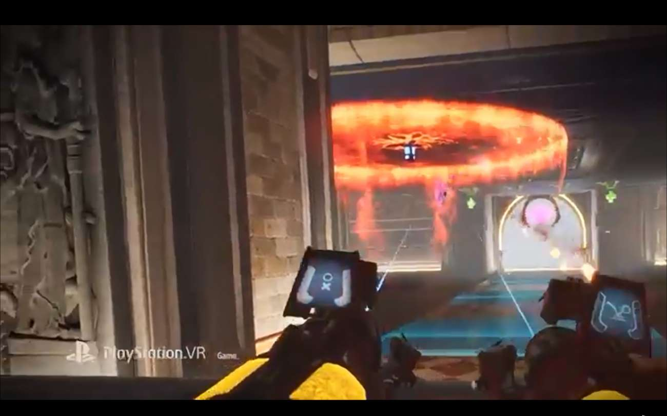Telefrag VR For The PSVR Gets New Gameplay Footage; Shows Off Fast-Paced Shooter Arena Action