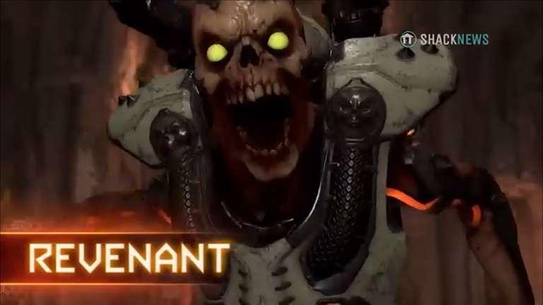New Details Emerge Regarding Doom Eternal's Multiplayer Battlemode; Will Feature 5 Playable Demons Initially