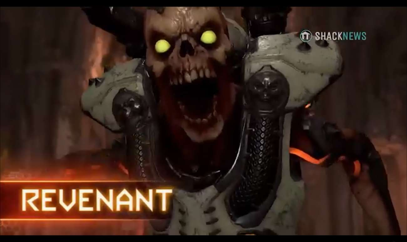 Doom Eternal Has Announced Their Max Frame Rate Of A Staggering 1,000 Frames Per Second