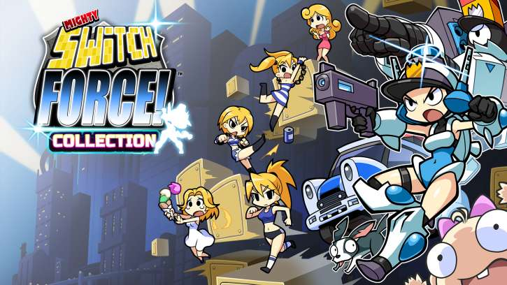 Might Switch Force! Collection Set To be Released Next Month On All Major Platforms