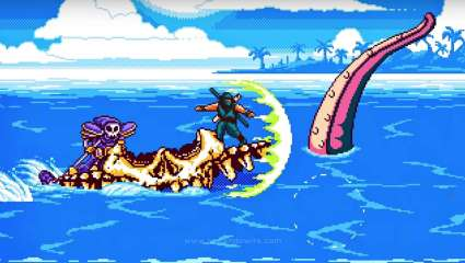 The Messenger: Picnic Panic DLC Is Availiable Now For Free