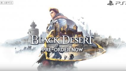 Better Late Than Never! Black Desert Heats Up PlayStation 4 This August 22