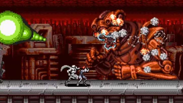 Blazing Chrome Launches The Perfect Retro-Fuelled Trailer, And The Graphics Are Amazing!