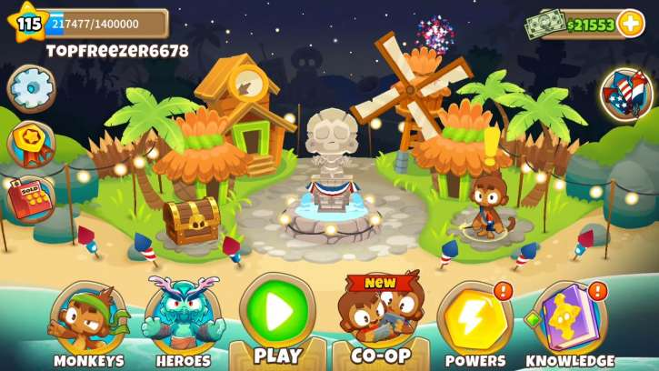 Ninja Kiwi's Bloons TD 6 Gets A New Update: You Can Now Play Co-Op Multiplayer With Three Of Your Friends