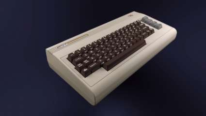 Nostalgia Everywhere! A Full-Sized Commodore 64 Keyboard and Retro Joystick Coming Out Later this Year