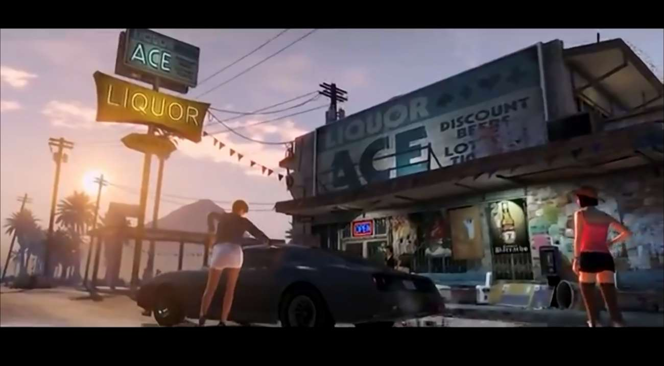 Grand Theft Auto V Tops The Charts For Best-Selling Game In The U.S. For PS4 And Xbox One