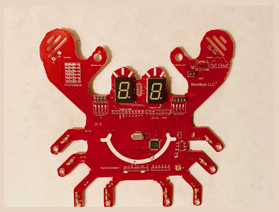 Crabbie Arduino – The New Development In The Field Of Programming