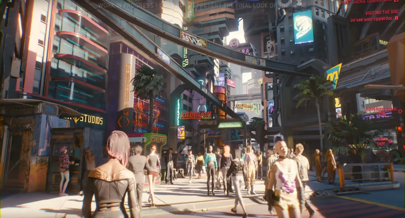 There Will Be Political Aspects Included In The Upcoming RPG Cyberpunk 2077 According To The Creator