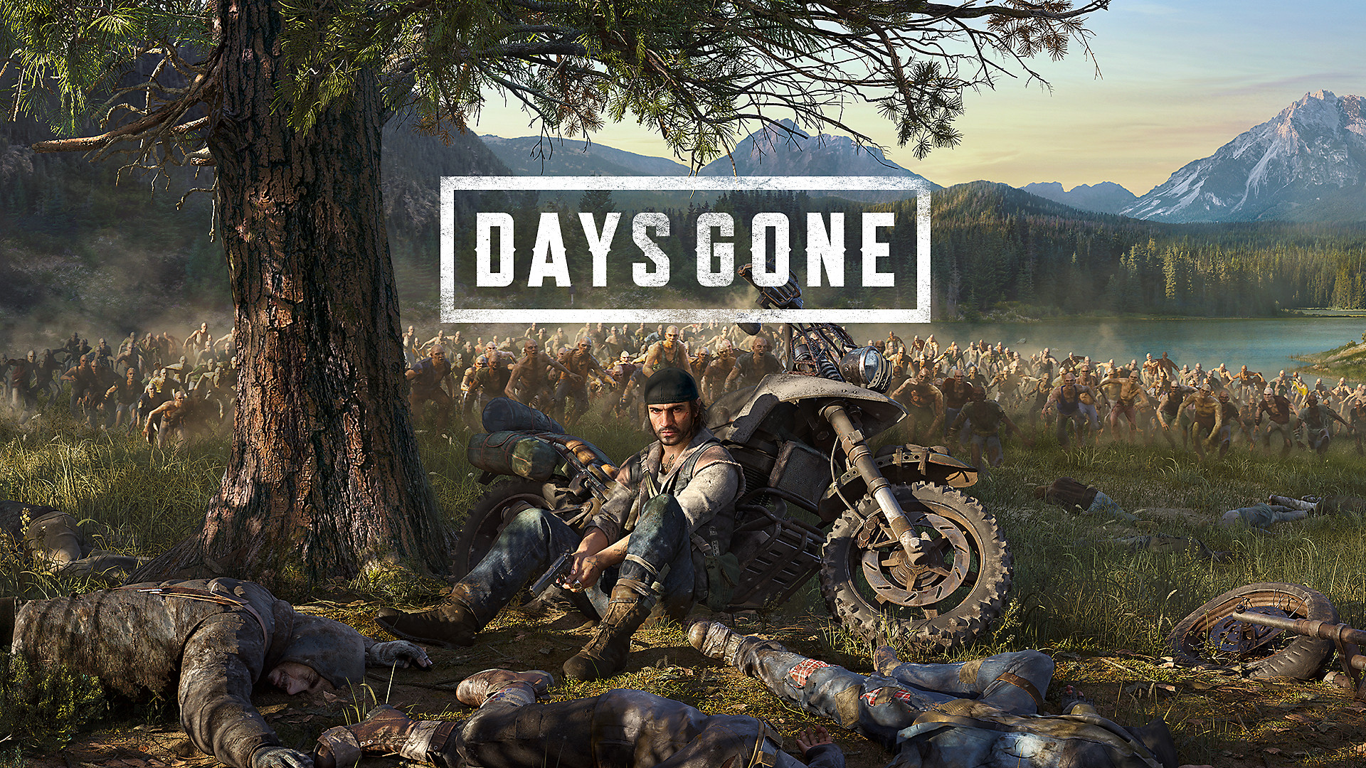 Bend Studio Releases Days Gone Update 1.25 Which Features The First-Ever Bike Challenge In The Post-Apocalyptic PS4 Game