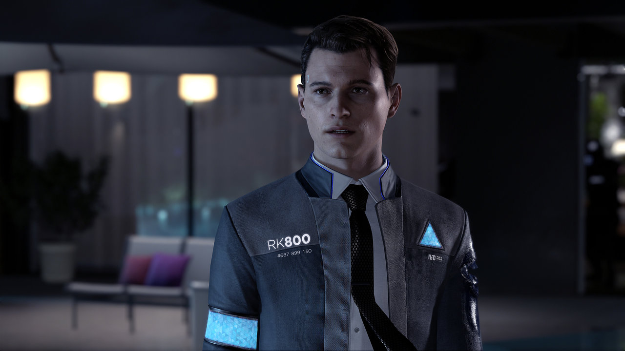 Detroit: Become Human Has Just Appeared On The Steam Store And Has A Release Date