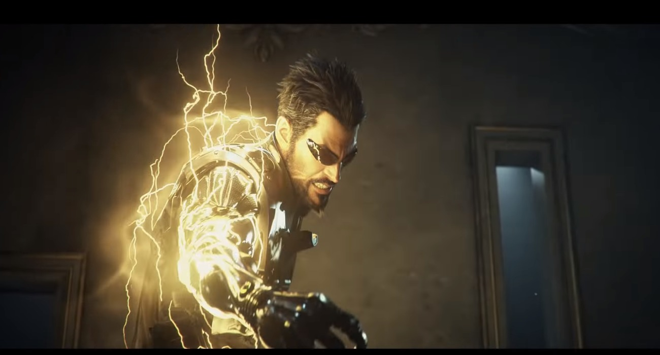 The Developers Of The Deus Ex Games Almost Didn't Choose Elias Toufexis To Voice-Act For Adam Jensen In The Sequel
