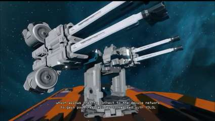 New Footage Shows Off The Damage System And Mounted Weapons In The Space MMO Starbase