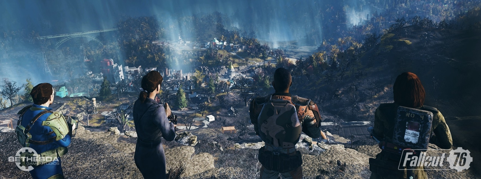 Bethesda Announces New And Expansive Battle Royale Map, A Nuclear Winter, And Several Other Features For Fallout 76