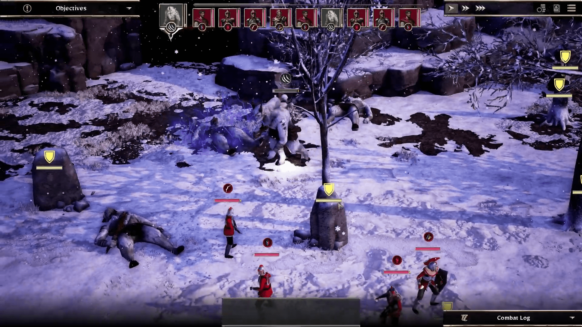 Forged Of Blood, Epic Turn-Based Fantasy RPG, Now Has An Official Release Date