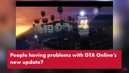 The Gambling Updates In GTA Online Have Now Been Blocked From Players In 50 Countries