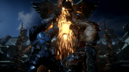 The Coalition Releases New Gears 5—Gears of War 5—Tech Test Trailer For Versus Multiplayer