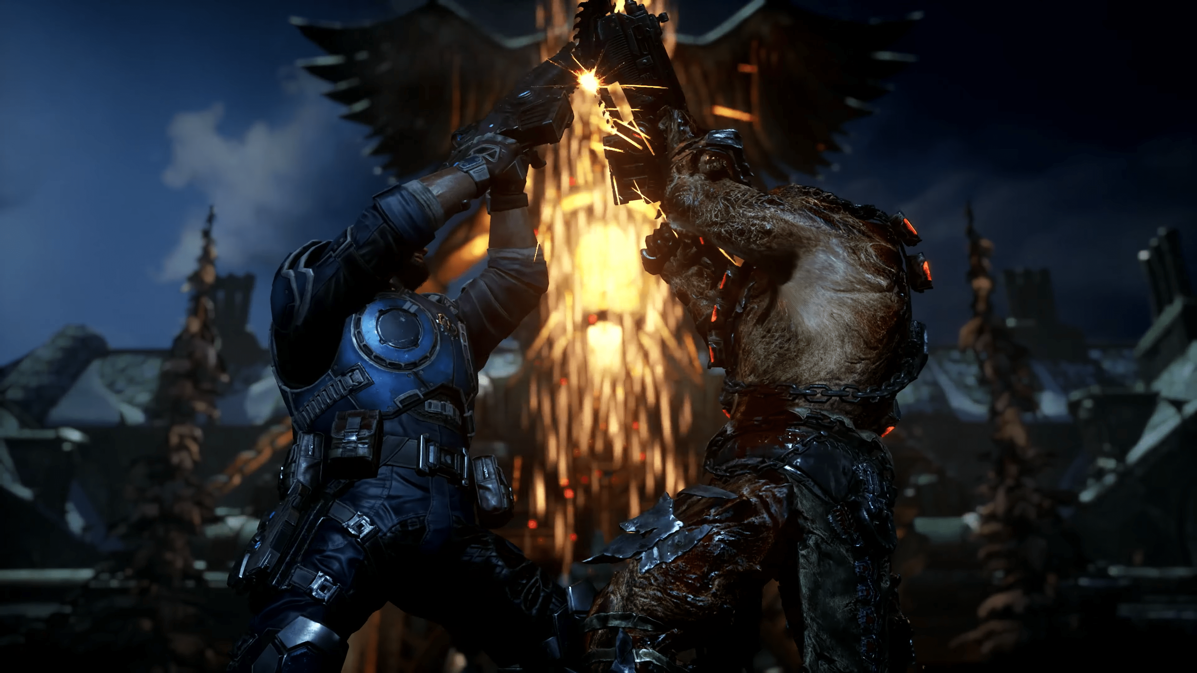 Gears 5, The Fifth Game In The Gears Of War Series, Sports A Very Confusing System For Microtransactions