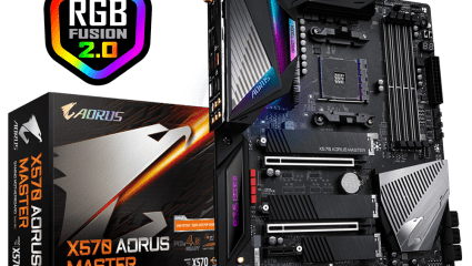 Gigabyte's X570 Aorus Master Motherboard Offers More Bang For The Buck At $300 Range