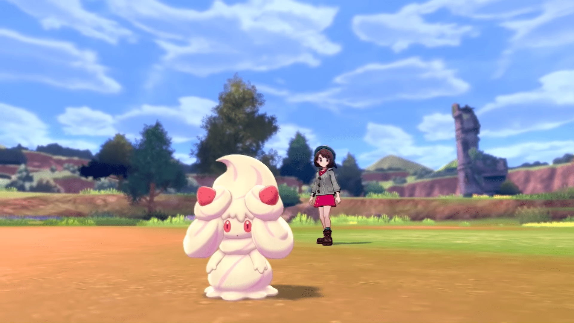 Nintendo Of America Shares New Pokemon From Sword And Shield On