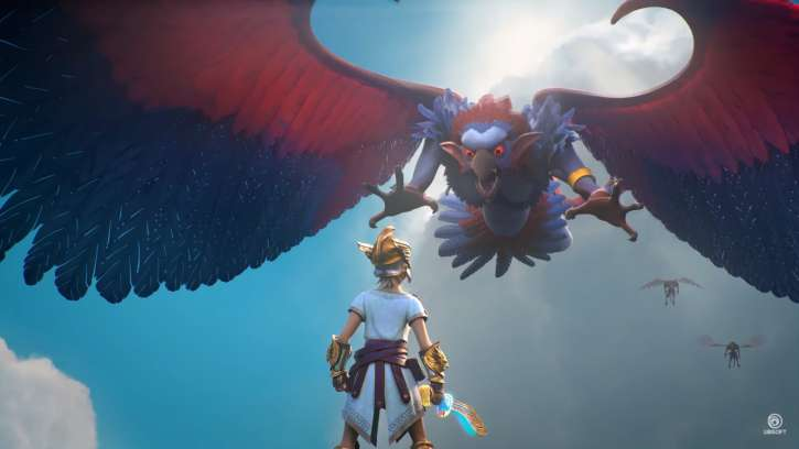 Trailer For Open-World RPG With Stamina And Resource Management Game, Gods & Monsters, Out Now!