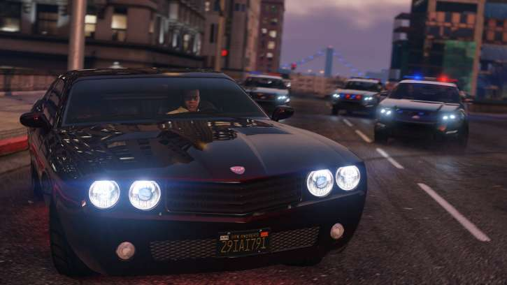 Players Are Using Grand Theft Auto 5 To Protest Against Corrupt Police In America