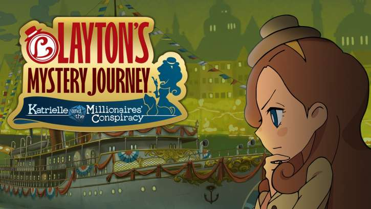 Layton's Mystery Journey: Katrielle and the Millionaires' Will Be Released On Nintendo Switch