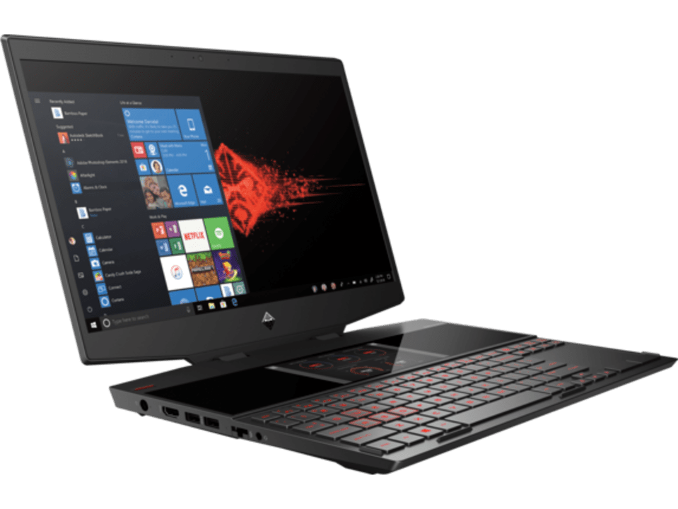 New HP Omen X 2S 15 Raises Standard For Gaming Laptops; Device Features Factory Liquid Cooling And Dual Screen