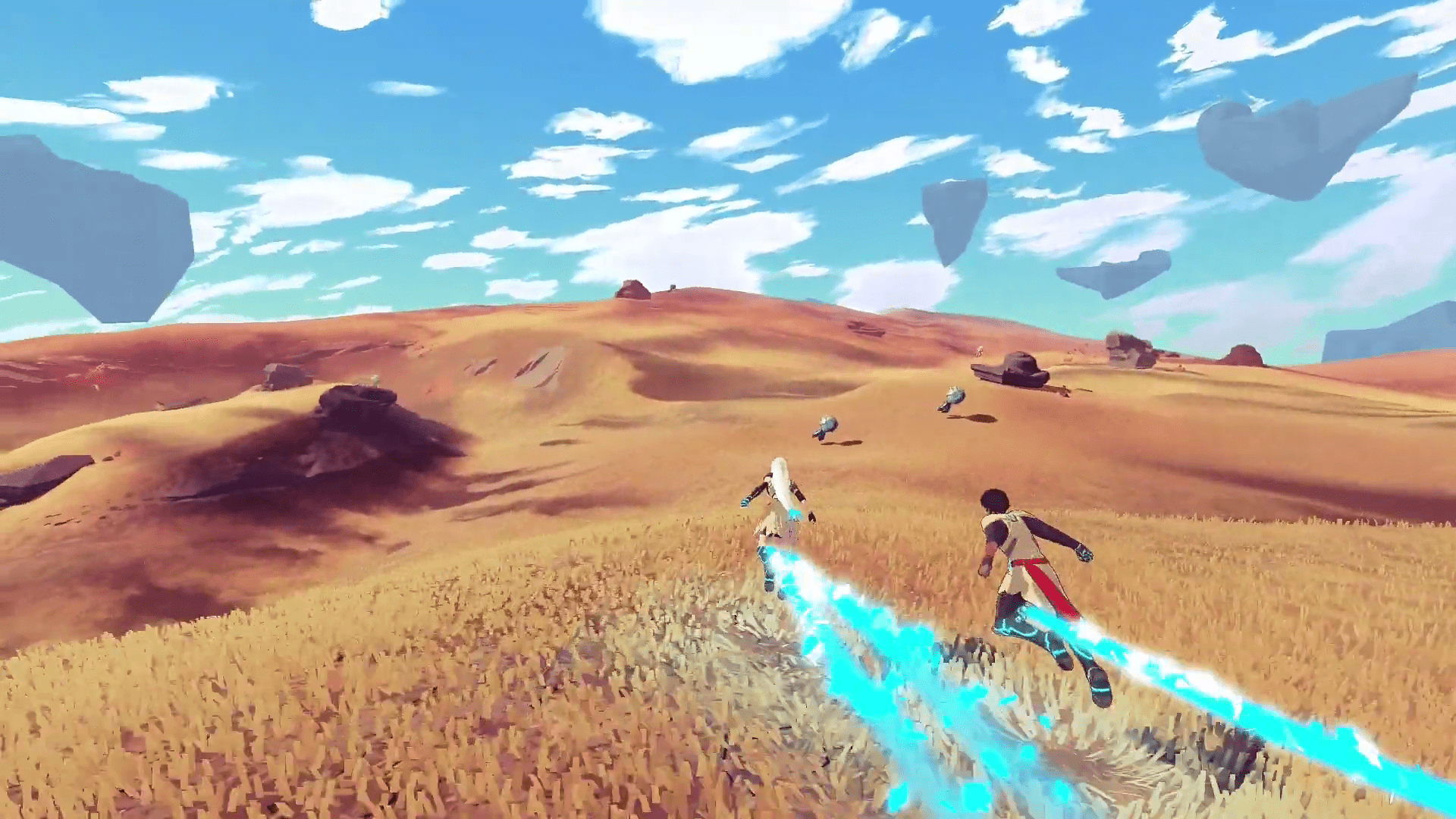Haven, New Game From The Developer's Of Furi, Looks Like It Crosses Journey With Synth-Pop And JRPG Combat