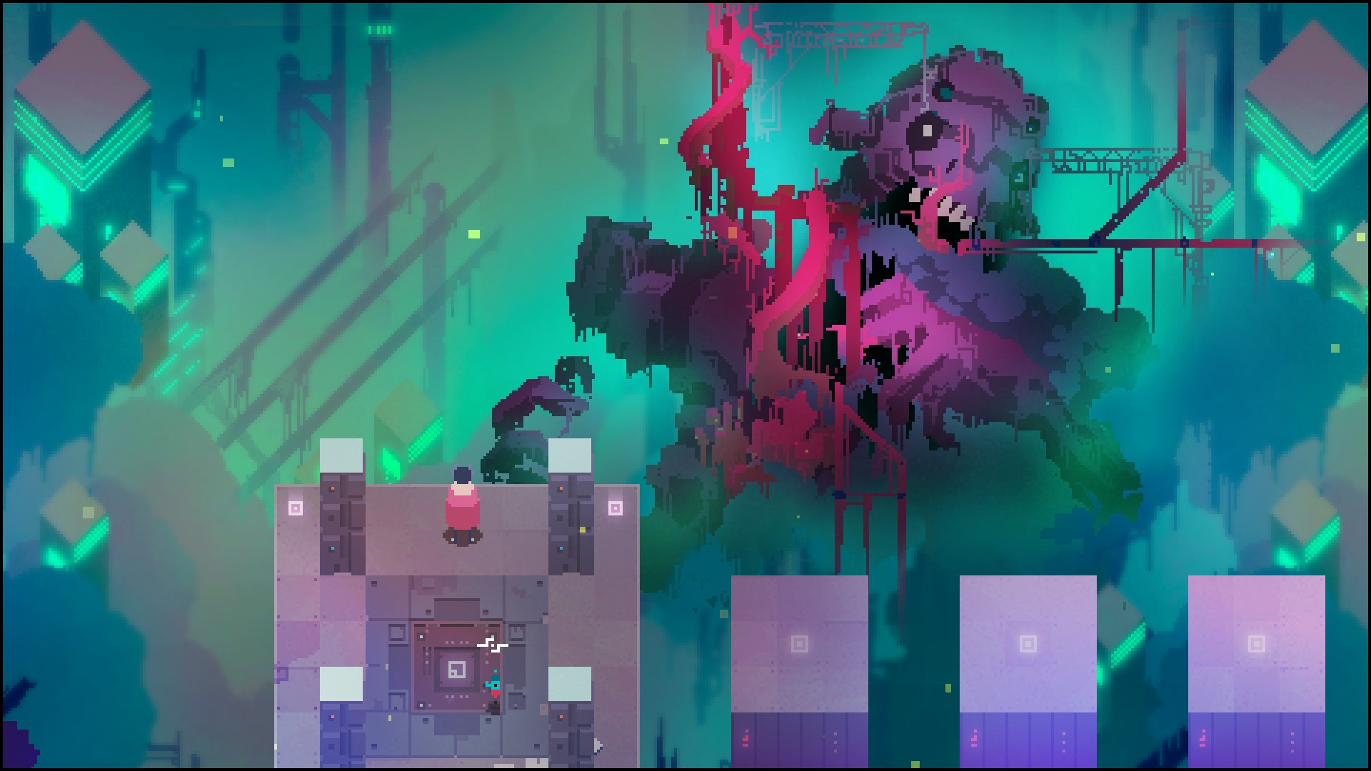 Rpg Hyper Light Drifter Now Available For Iphone And Ipad Devices