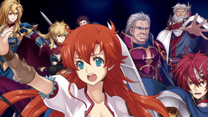 Classic Oldies Langrisser I and II, Tactics Role-Playing Games, Are Getting Remakes In 2020