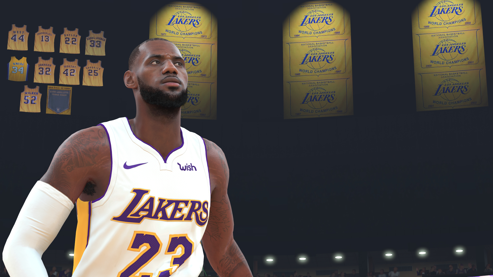 NBA 2K20 Ratings: LeBron James Doesn't Deserve 97 Or The Top Spot While Russel Westbrook Is In His Right Place At 90