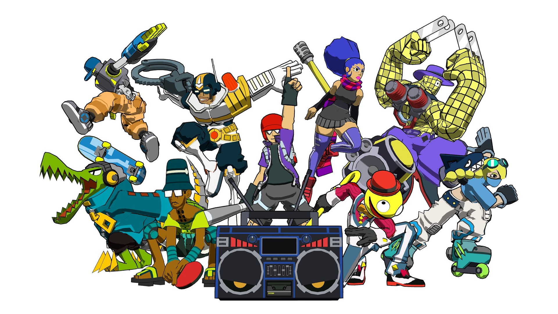 Blitzball, Eat Your Heart Out – Lethal League Blaze Steps Up And Throws Down