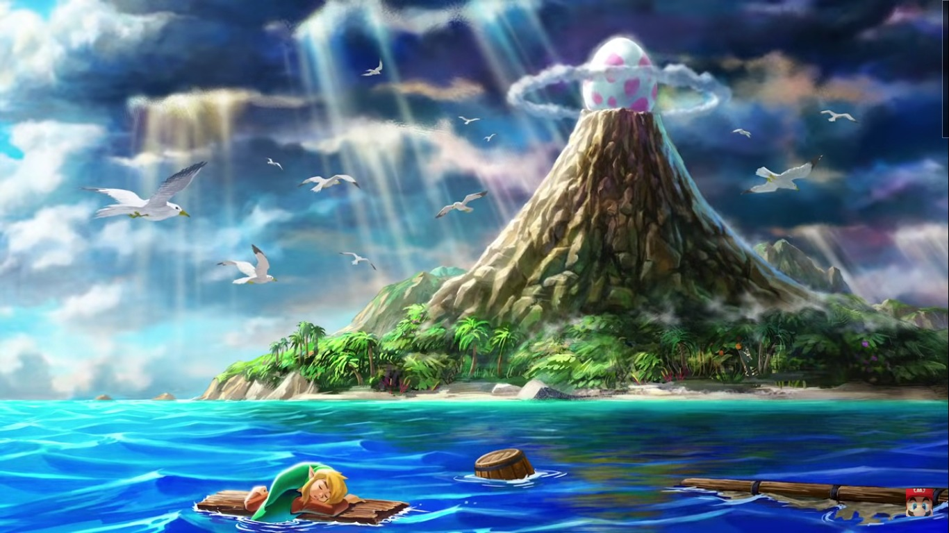 The Legend Of Zelda: Link's Awakening Is Getting Remastered And Joining The Nintendo Switch Family