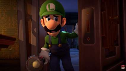Luigi's Mansion 3 To Be Released On Nintendo Switch On All Hallow's Eve On Oct. 31