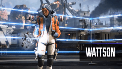Wattson Is The Star Of Apex Legends Season 2 Ranked Mode